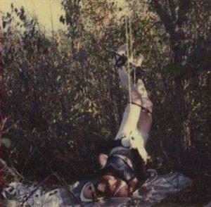 Одна из жертв маньяка Денниса Л. Рейдера.