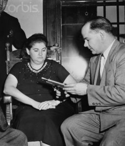 Серийный убийцаРеймонд Мартинез Фернандес и его подручная Марта Бек, фото.