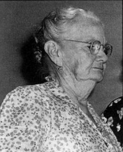 Мать Марты Бек - Джулия Сибрук.