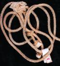 Веревки, которыми маньяк Оба Чандлер связал жертв.