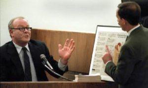 Фото маньяка Оба Чандлера разных лет из полицейского архива.