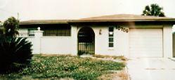 Дом в котором проживал маньяк Оба Чандлер.