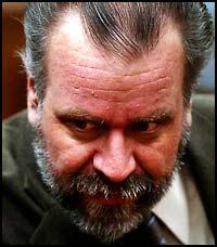 Фото серийного убийцы Уэйна Адама Форда.
