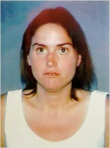 Патрисия Тэмез, жертва маньякаУэйна Адама Форда.