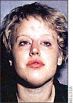 Тина Гиббс, жертва маньякаУэйна Адама Форда.