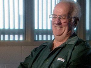 Маньяк Артур Шоукросс в тюрьме.