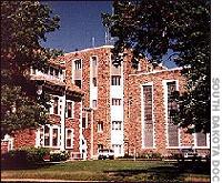 Тюрьма в которой отбывал срок маньяк Роберт Андерсон.