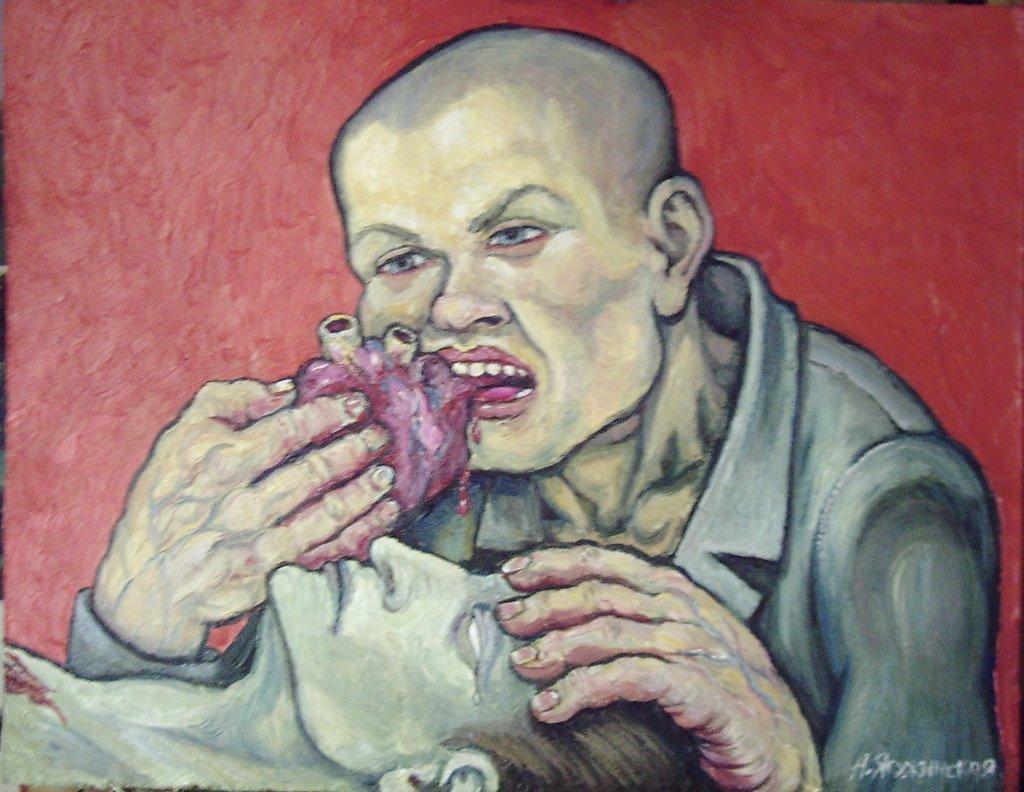 «Вампир из Сакраменто» — маньяк Ричард Трентон Чейз