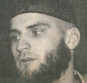 Фото серийного убийцы Харви Мигеля Робинсона
