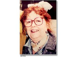 Жертва убийц 82-летняя Ирин Сильверман.