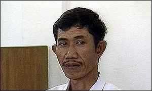 Серийный убийца Ахмад Сураджи.