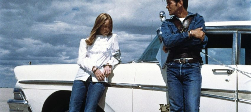 Фильмы про маньяков: Пустоши. 1973 год. Триллер, криминал, детектив, серийный убийца.