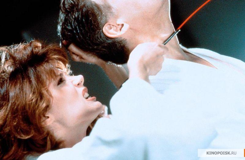 Фильмы про маньяков: Роковая страсть. 1995 год. Триллер, криминал, драма, серийные убийства.