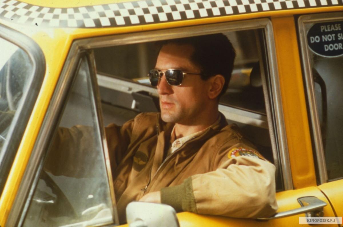 Фильмы про маньяков: Таксист. 1976 год. Триллер, криминал, детектив, серийный убийца.