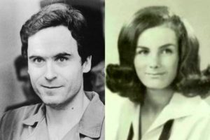 Серийный убийца Теодор Банди и Стефани Брукс.