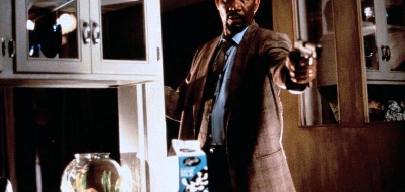 Фильмы про маньяков: Целуя девушек. 1997 год. Триллер, криминал, детектив, серийный убийца.