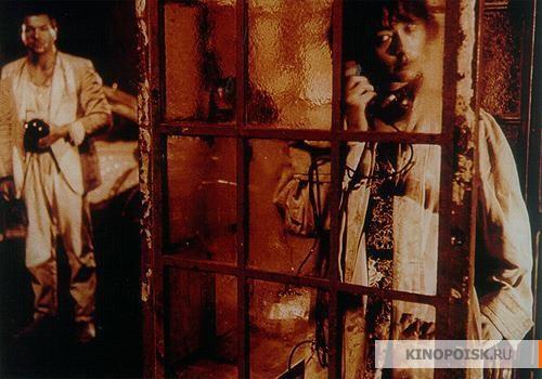 Фильмы про маньяков: Элемент преступления. 1984 год. Триллер, криминал, детектив, серийный убийца.