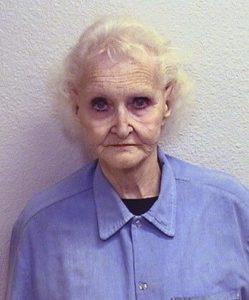 Фото серийной убийцы Доротеи Елены Пуэнте незадолго до смерти.