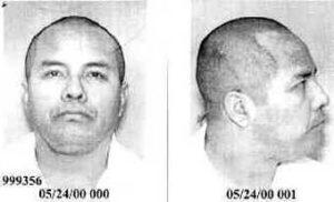 Серийный убийца Анхель Ресендиз после ареста.