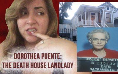 Фотографии серийной убийцы Доротеи Пуэнте.