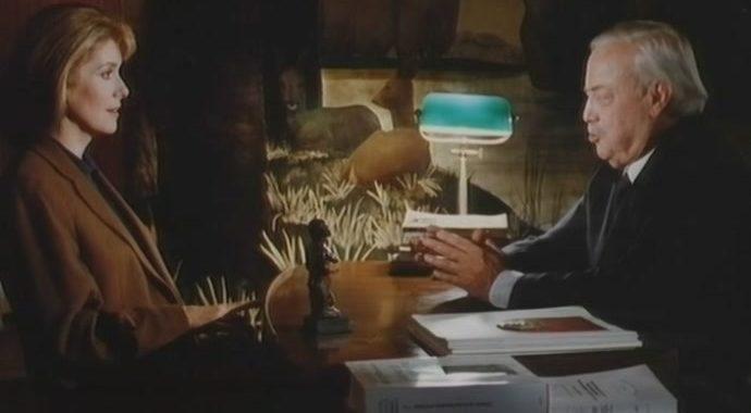 Фильмы про маньяков: Радиочастота убийства. 1988 год. Триллер, криминал, детектив, серийный убийца.
