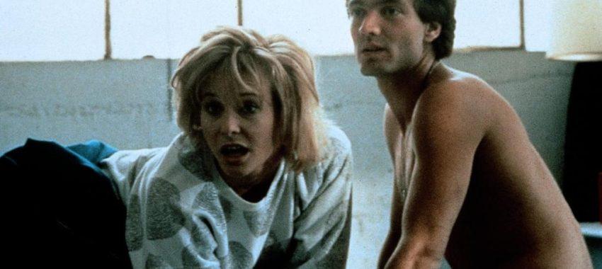 Из тьмы. 1989 год. Триллер, криминал, детектив, серийный убийца.