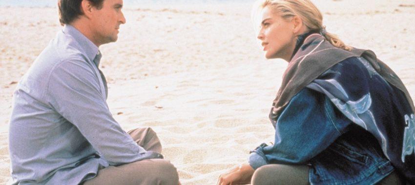 Фильмы про маньяков: Основной инстинкт. 1992 год. Триллер, криминал, детектив, драма.