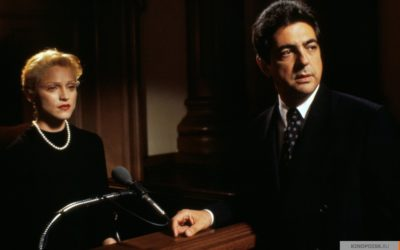 Фильмы про маньяков: Тело как улика. 1993 год. Триллер, криминал, детектив, серийный убийца.
