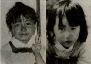 Жертвы маньяка и серийного убийцы Цутому Миядзаки.