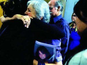 Мать одной из жертв маньяка Роджера Кибби.