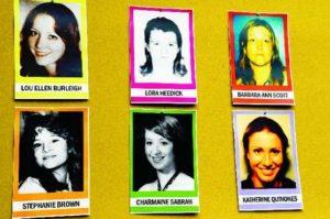 Жертвы маньяка Роджера Кибби.