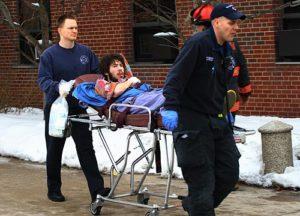 События происходящие в момент расстрела, устроенного СтивомКазмирчаком.