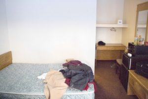 Комната в которой проживал маньяк Стив Казмирчак.