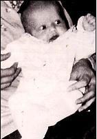 Дочь Мэри Фрэнсис.