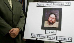 Фото кровавого маньяка Рональда Джозефа Доминика.