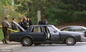 Автомобиль серийного убийцыДжона Мухаммада.