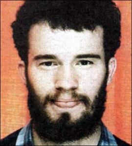 Жертва серийного убийцы Джонни Бантинга - Рэй Дэвис.