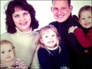 Семья маньяка Кристиана Лонго - убитая им.