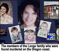 Сообщение об убийстве маньяком Кристианом Лонго своей семьи.