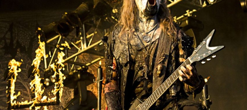 Маньяк и черный металлический рок