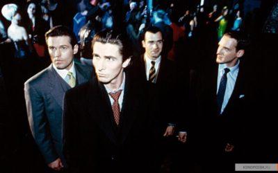 Фильмы про маньяков: Американский психопат. 2000 год. Триллер, криминал, детектив, серийный убийца.