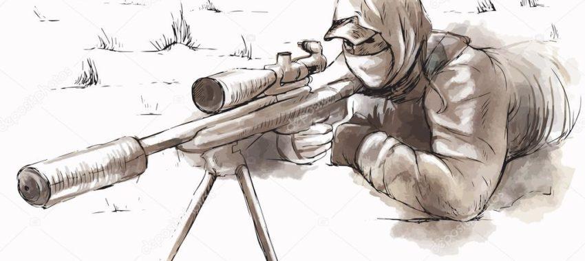 Серийный убийца Джон Аллен Мухаммад, снайпер с кольцевой дороги