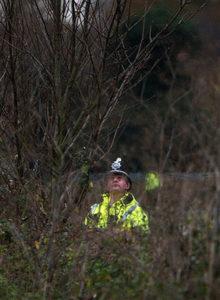 Полиция обыскивает местность, где были обнаружены жертвы серийного убийцы Стивена Райта.