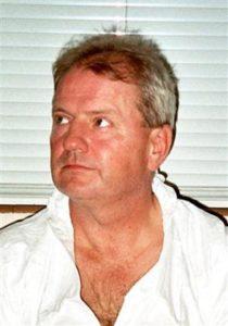 Фото серийного убийцы Стивена Райта из Ипсвича.