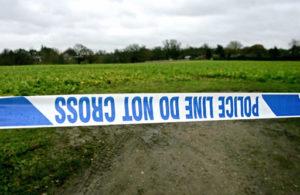 Фото с мест, где были обнаружены жертвы серийного убийцы Стивена Райта.