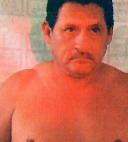 Маньяк 53-летний Хуан Фелисиано Лопес Карбахаль.