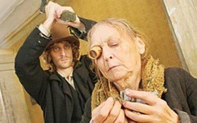 Маньяк убивал жертвы зубным протезом