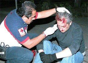 Задержание маньяка Хосе Луиса Кальвы.