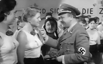 Фильмы про маньяков: Ночь, когда приходит Дьявол. 1957 год. Триллер, криминал, детектив, серийный убийца.