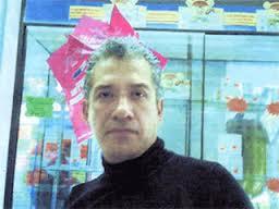 Мексиканский маньяк писатель Хосе Луис Кальва.